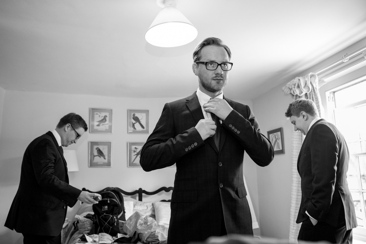 Northamptonshire Wedding Photographer Ben Anderson Photography